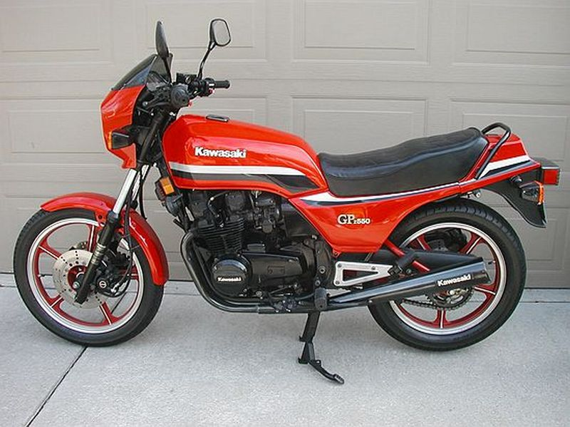 Kawasaki Gpz  Manual Download